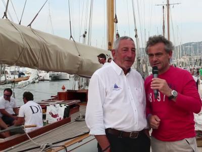 A bon port [S09E03] Panerai Cannes Régates Royales #2