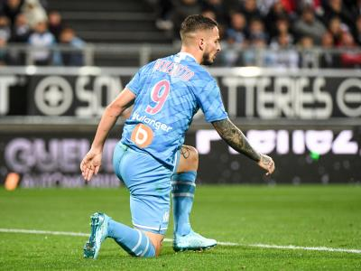 OM : la saison 2019 / 2020 de Dario Benedetto en chiffres