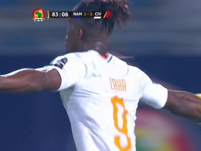 CAN 2019 : le résumé et les buts de Côte d'Ivoire - Namibie