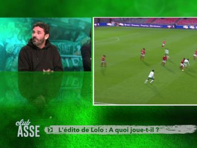 ASSE : l'edito de Laurent Hess sur les choix de Claude Puel