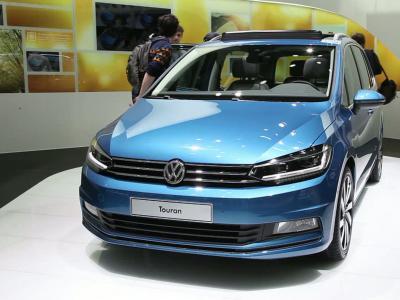 Genève 2015 | Volkswagen Touran