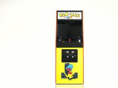 Pac-Man : présentation en vidéo de la mini-borne arcade Numbskill Designs