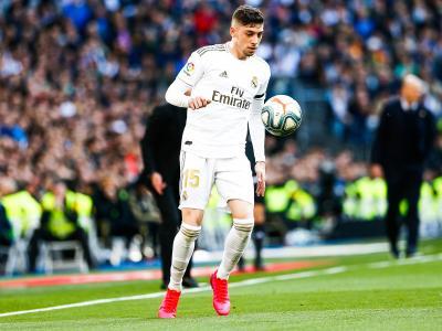 Real Madrid : Federico Valverde, joueur clé du milieu de terrain ?