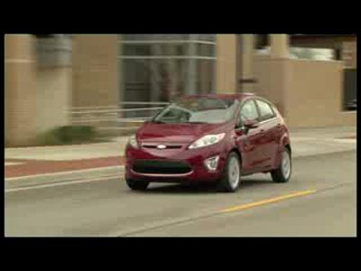 Détroit 2011 : Ford Fiesta 2011