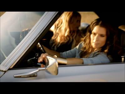Un remake de Telma et Louise avec Miranda Lambert et Danica Patrick