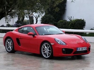 Essai Porsche Cayman 2.7 PDK (type 981)