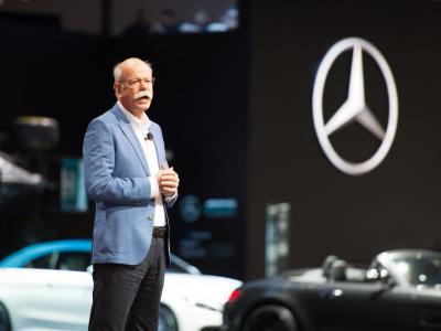 Genève 2018 : la conférence Mercedes en direct