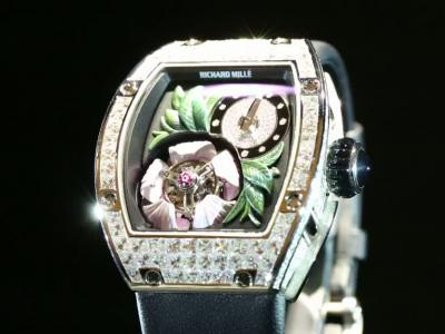 SIHH 2015 | Richard Mille
