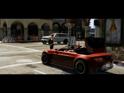 Grand Theft Auto V le trailer officiel