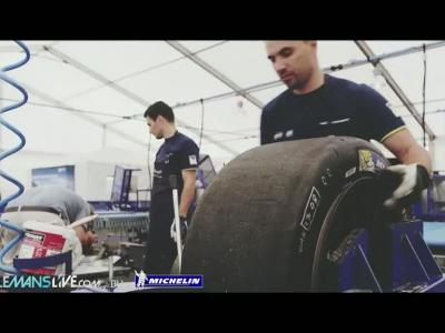24H du Mans 2014 #4 - Importance des pneumatiques