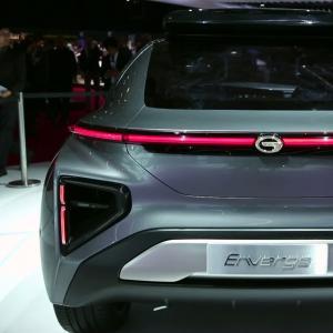 Mondial de l'Auto 2018 : la GAC Enverge en vidéo