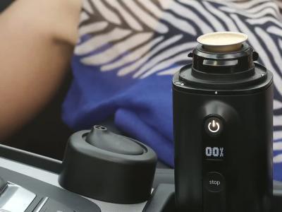 Handpresso Auto capsule: compatible Nespresso