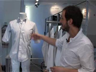 La mode masculine vue par Colette
