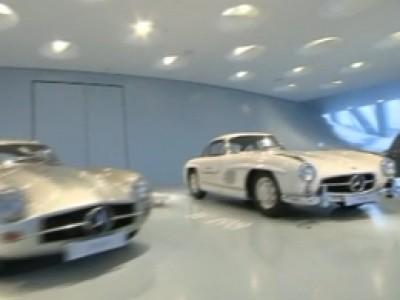 La Mercedes SL a 60 ans