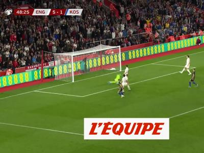 Tous les buts de la soirée - Foot - Qualif. Euro