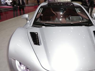 Salon de Genève 2019 : le concept Carmen d'Hispano-Suiza en vidéo