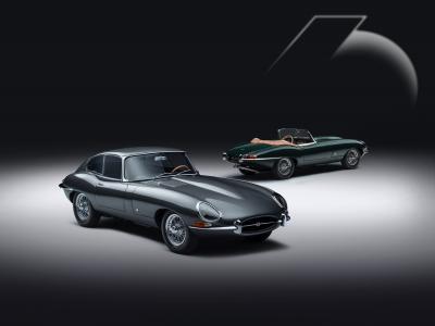 Jaguar Type E 60 Collection : la série limitée en vidéo