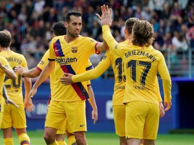 Eibar-Barça : le résumé et les buts de la rencontre