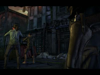 The Walking Dead : A New Frontier - le trailer de lancement du jeu