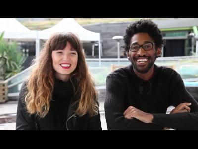 Pendentif invente une pop sexy et espiègle, Interview