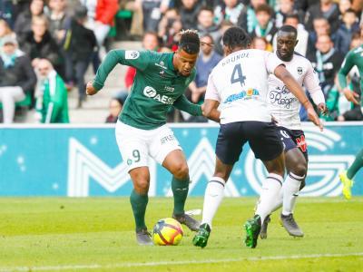 ASSE - Girondins de Bordeaux : le bilan des Verts à domicile