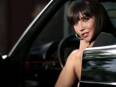 Ashia et son côté sombre mais sexy