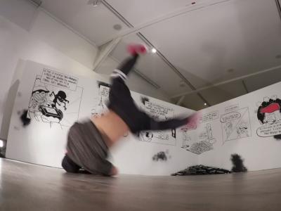 Culturetainment [S08E21] Le hip-hop, du vandalisme aux galeries d'art