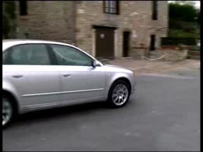 Essai Audi A4 (2005)