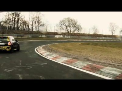Mini John Cooper Works GP : son tour chrono au Nürburgring en vidéo