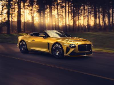 Bentley Bacalar : le cabriolet ultra-luxueux en vidéo