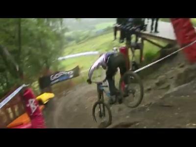 Coupe du monde de descente en VTT