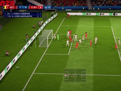 Belgique - Tunisie : notre simulation sur FIFA 18