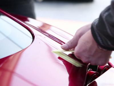 La Mazda RX-Vision sous toutes les coutures