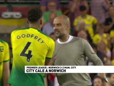 Norwich - Manchester City : le résumé et les buts du match