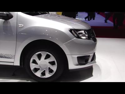 Dacia Sandero 2 - Mondial 2012