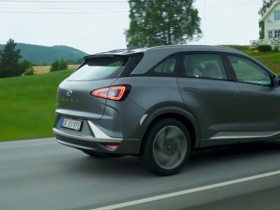 Essai Hyundai Nexo: la voie du futur?