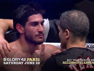 GLORY 42 - ACCORHOTELS ARENA - PARIS