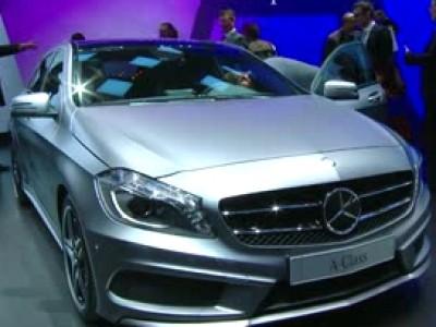 Genève 2012 : Mercedes Classe A
