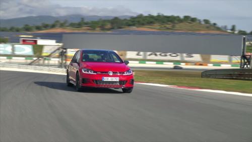 Essai vidéo : Volkswagen Golf GTI TCR