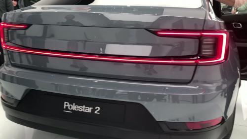 Salon de Genève 2019 : la Polestar 2 en vidéo