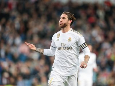 Real Madrid : Sergio Ramos, défenseur-buteur le plus prolifique en Liga
