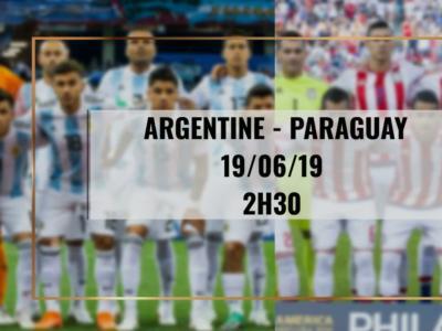 Copa America 2019 : le calendrier du groupe B