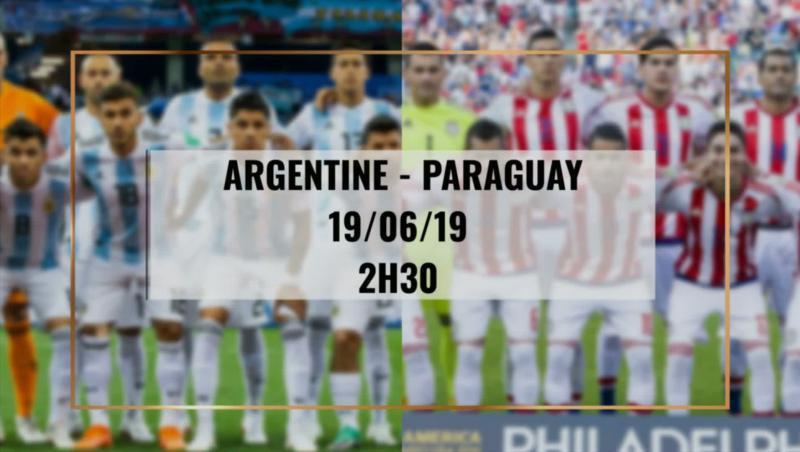 Copa America Calendrier.Video Copa America 2019 Le Calendrier Du Groupe B Onze