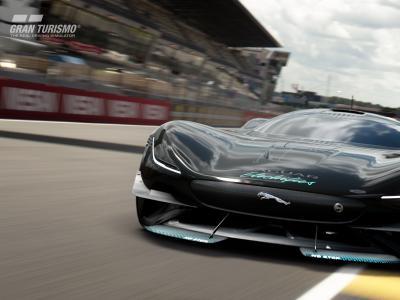 Jaguar Vision Gran Turismo : découverte du concept dédié aux jeux vidéo