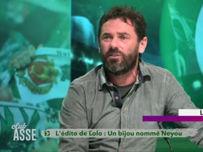 ASSE : l'edito de Laurent Hess sur Yvan Neyou