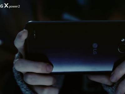 LG X Power 2 : vidéo officielle de présentation