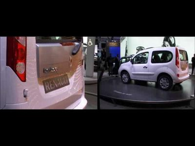 Reportage Renault Kangoo Be Bop