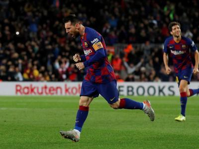 Barça-Celta Vigo : le show Messi en vidéo !