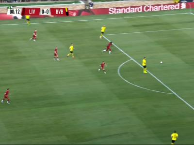 Dortmund - Liverpool : le résumé et les buts