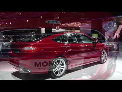 Ford Mondeo - Mondial 2012